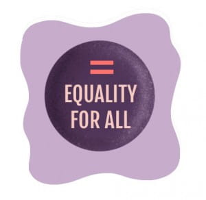 Equality for All graphic